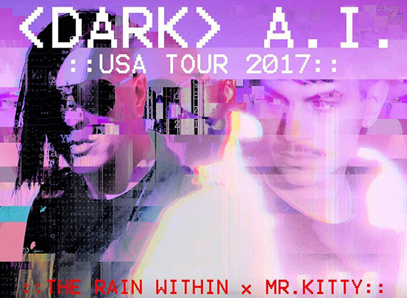 Mr Kitty live in DC